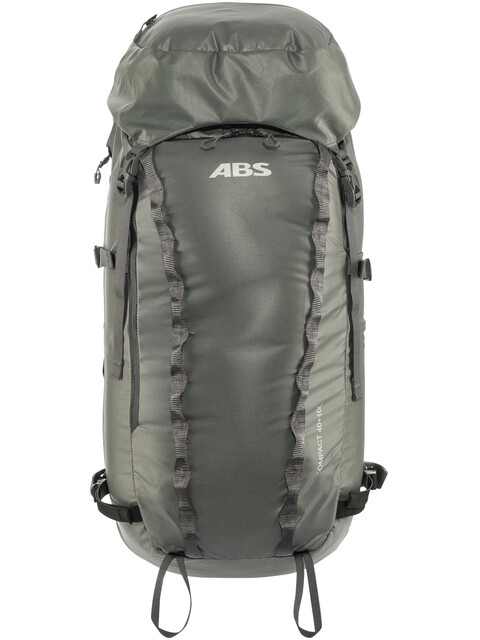 ABS P.RIDE Compact Plecak lawinowy 40l szary